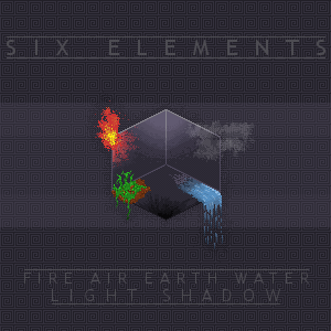 Cube of elements