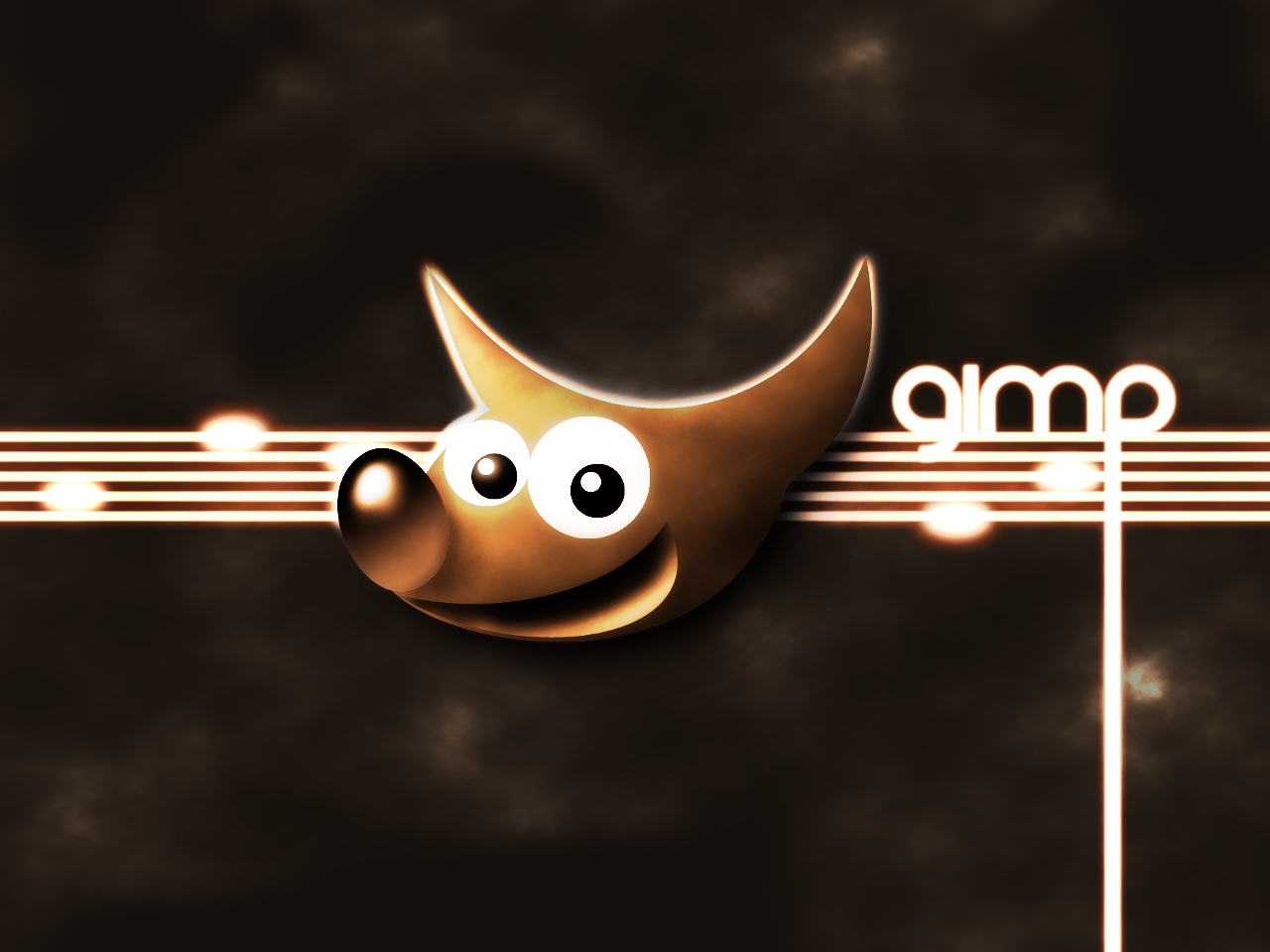 GIMP Wallpaper
