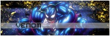 Venom + Deseń