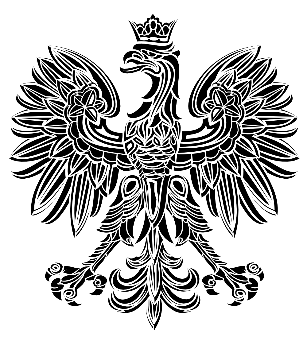 Polish Eagle Colouring Pages