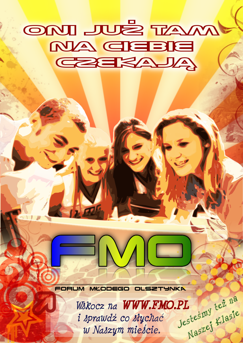 Plakat FMO