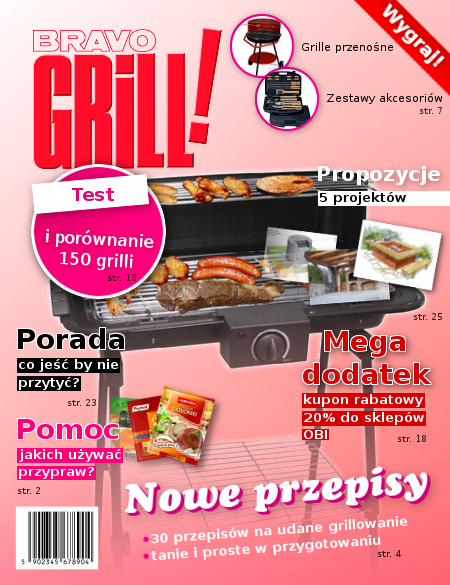 Bravo grill