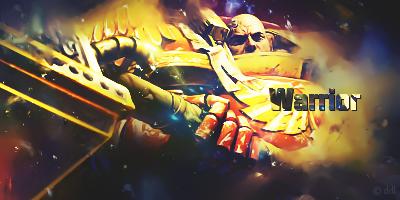 Warrior Tag