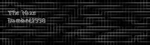 The Maze Signature
