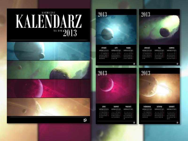 Kosmiczny kalendarz
