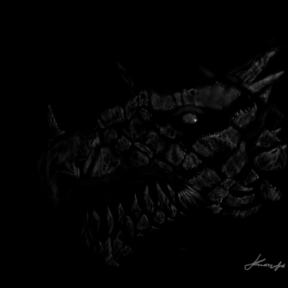 Dragon covert nothingness
