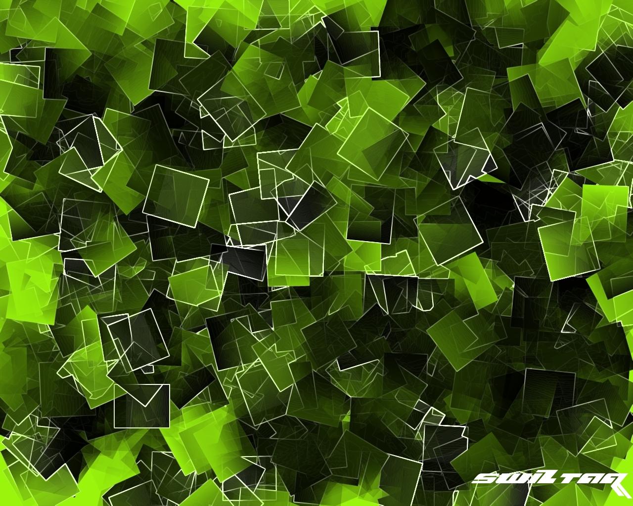 Kubizm Green