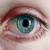 Realistycznie wyglądające oko