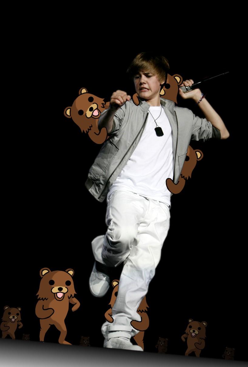 Pedo Bieber