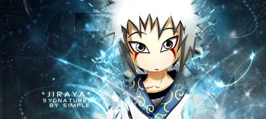 anime blue sygnature
