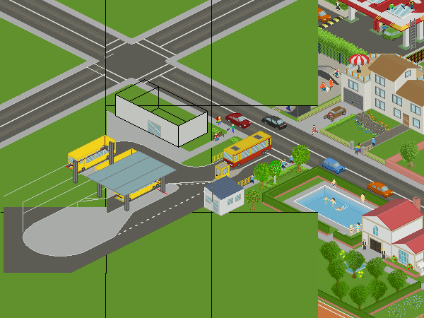 Projekt dworca