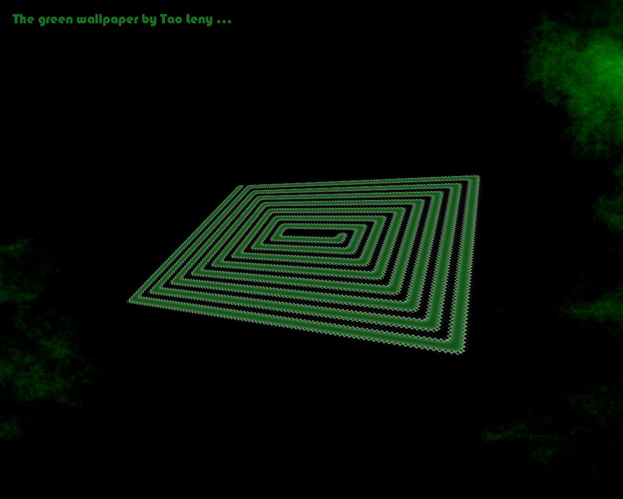 The green nr.1 v1.0