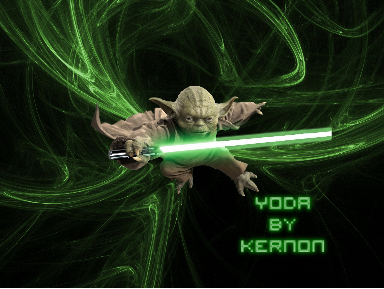 Yoda By Kernon