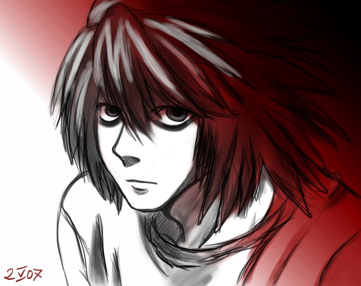 L z Death Note