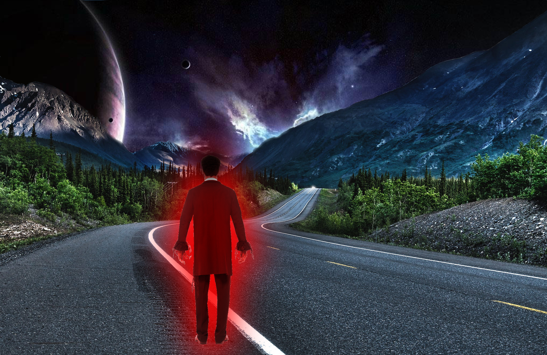 Droga na koniec świata