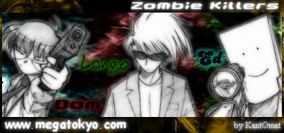 Megatokyo Zombie Killers