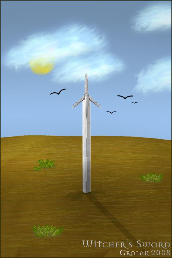 Witcher's sword 0.1