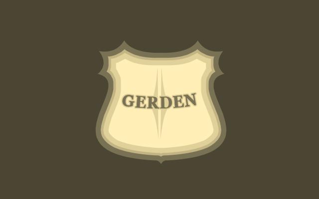 GERDEN