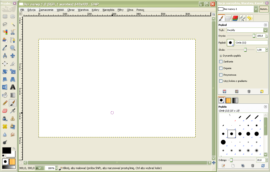 mój GIMP