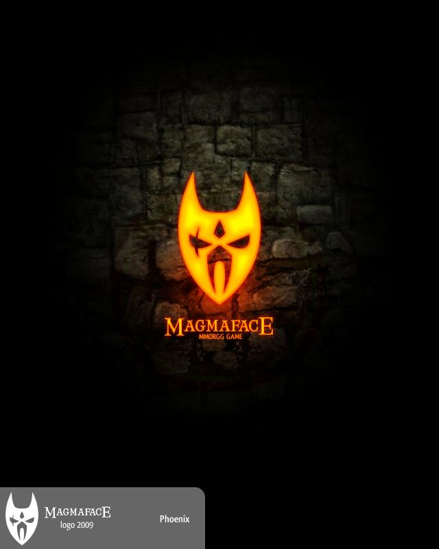 Magmaface logo