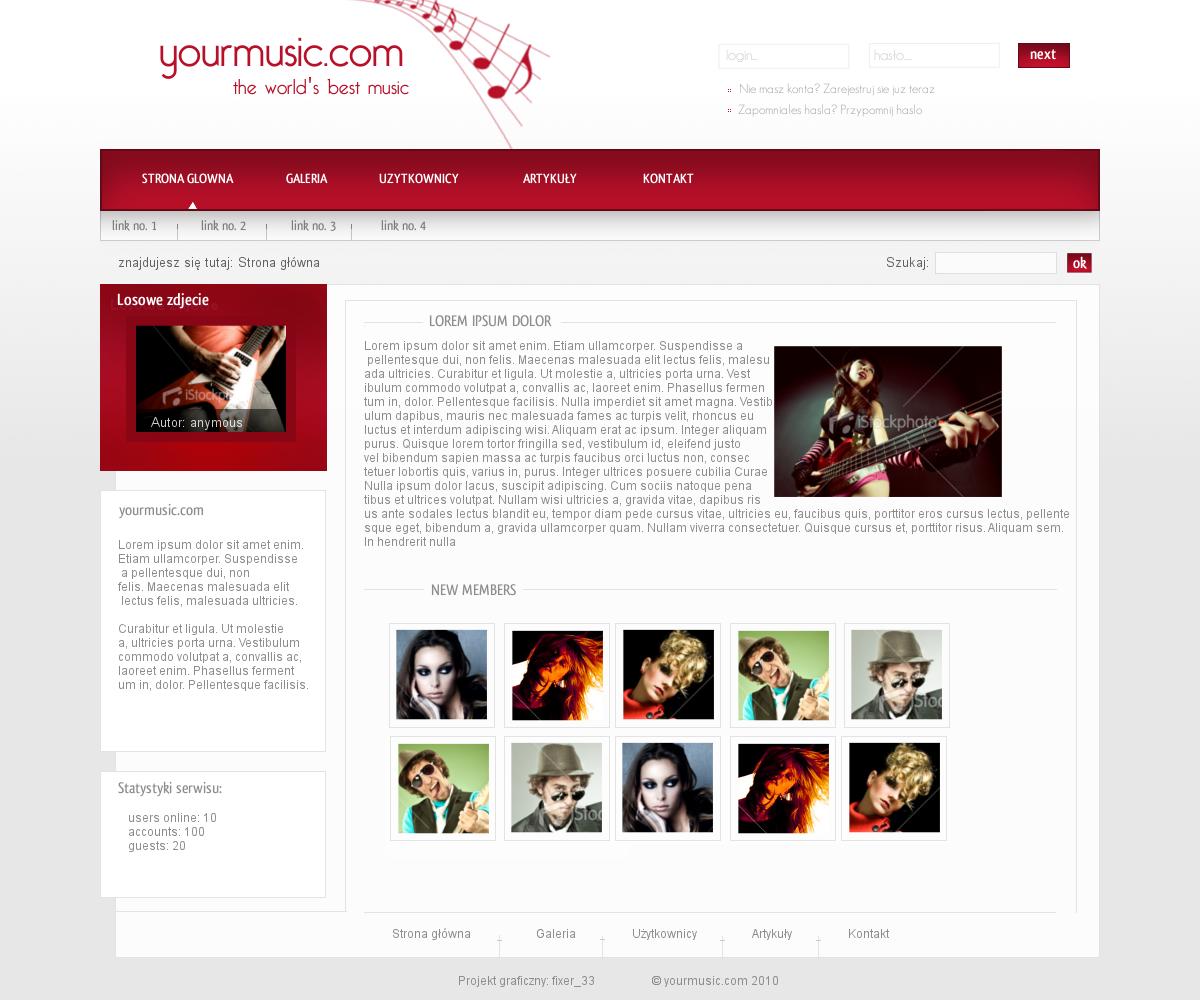 yourmusic.com