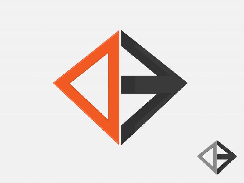 Logo D3 DESIGN v.1