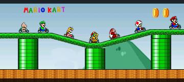 Sygnatura Mario Kart
