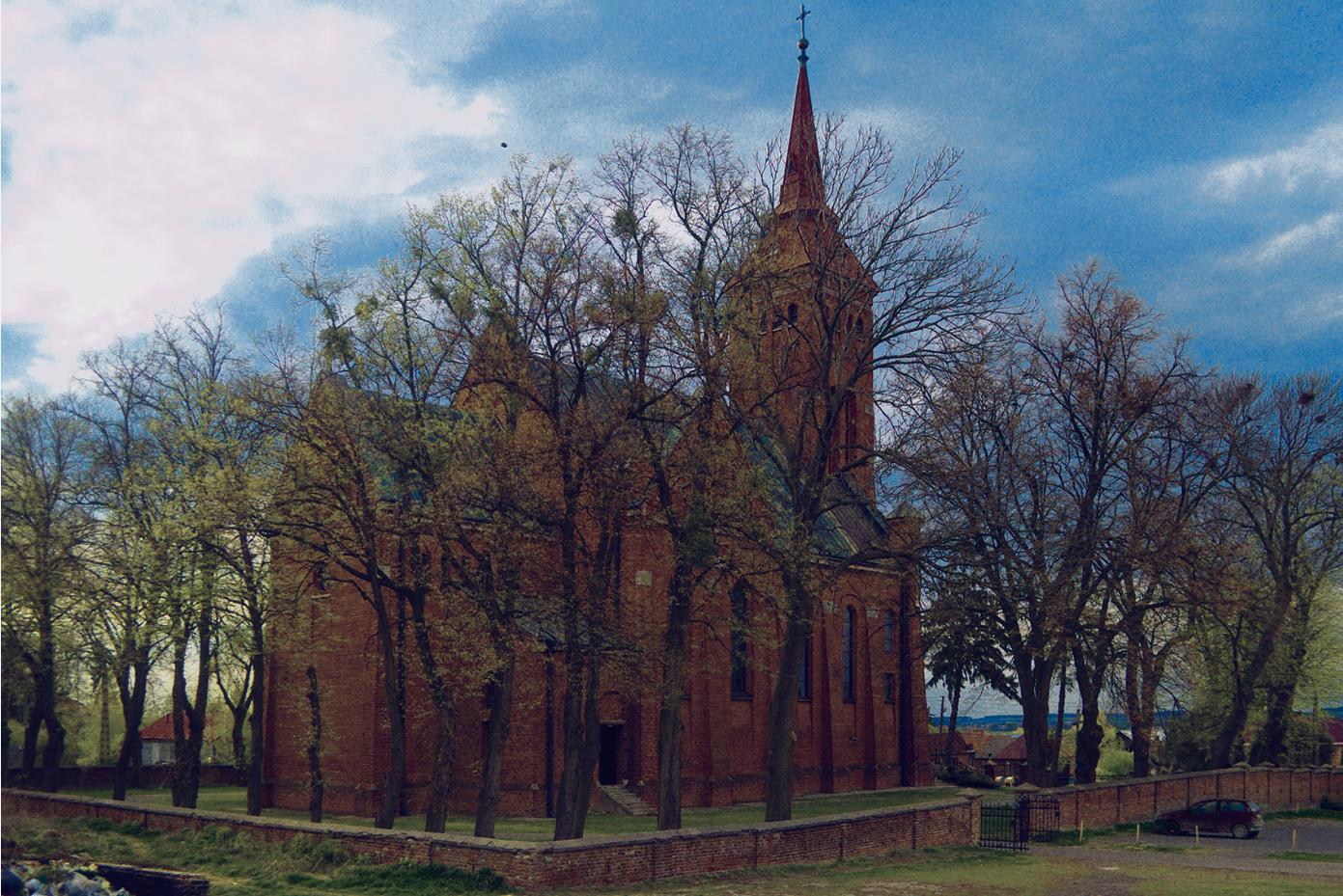 Kościół Komarów