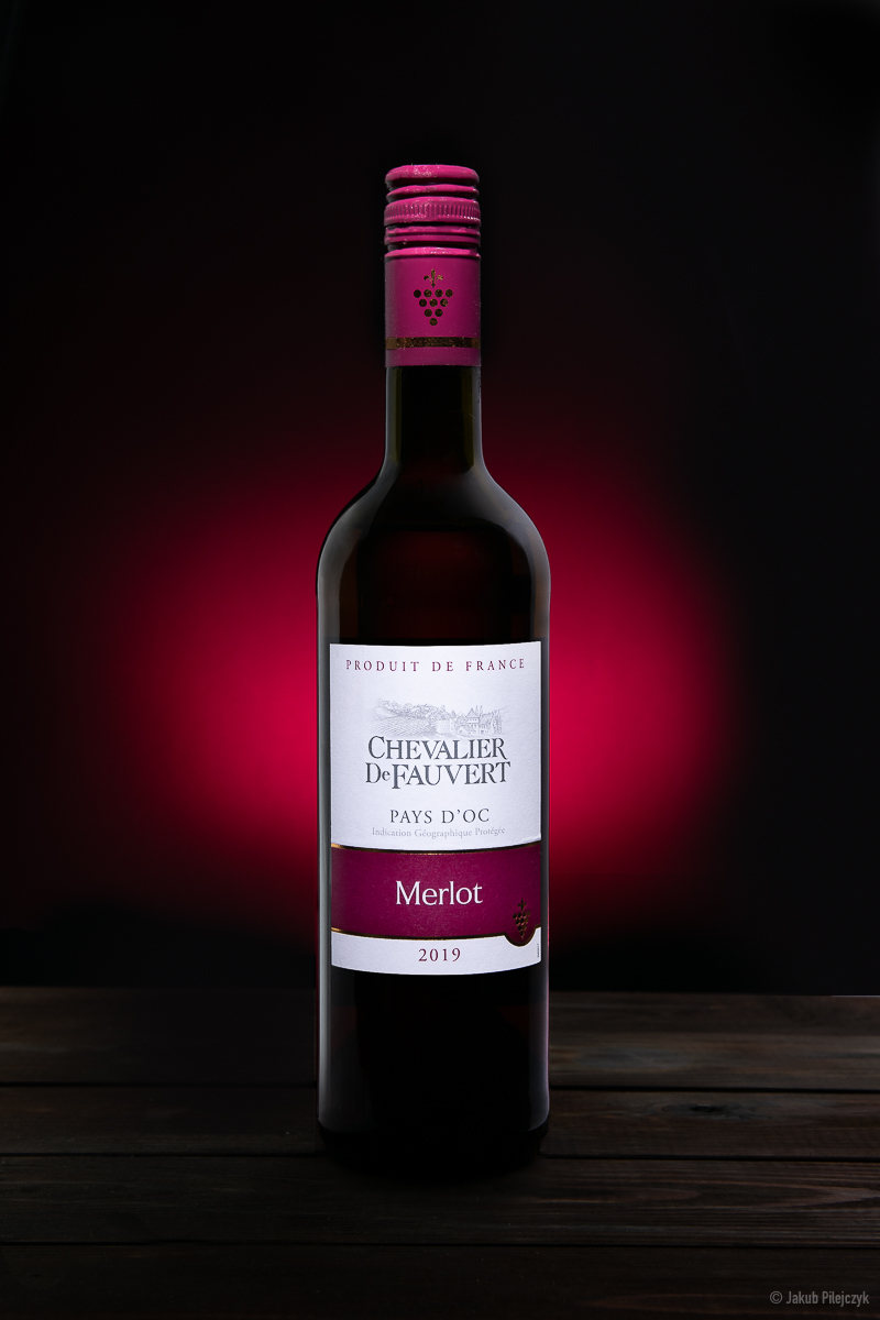 Wino Chevalier 2